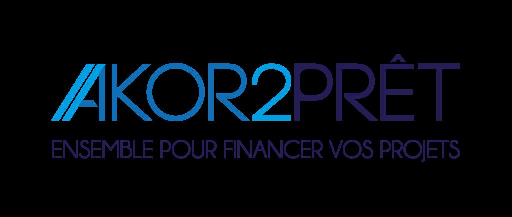 Logo officiel Akor2prêt