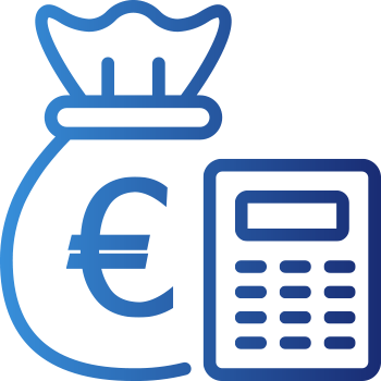 Pictogramme budget