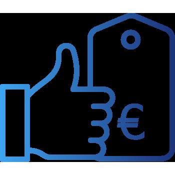 Pictogramme meilleurs tarifs
